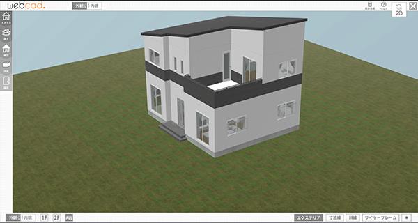 キレイな3Dモデルが簡単に作れる